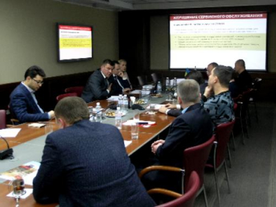 Agricultural Division Summed Up The Results Of Work With Dealers Of Lozova Machinery