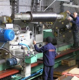 Repair and modernization of machines