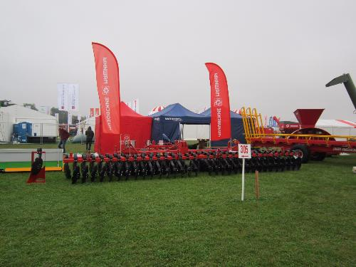 LOZOVA MACHINERY AT AGRO SHOW 2017