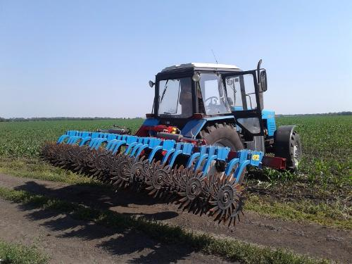 LOZOVA MACHINERY STARTS SERIAL PRODUCTION OF DINAR ROTARY HARROW