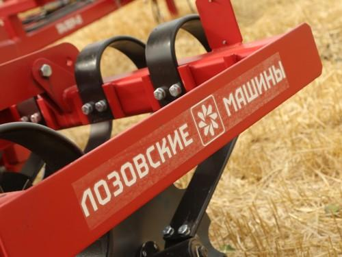 SUCCESSFUL DEBUT OF LOZOVA MACHINERY AT THE MAAMESS EXHIBITION IN ESTONIA