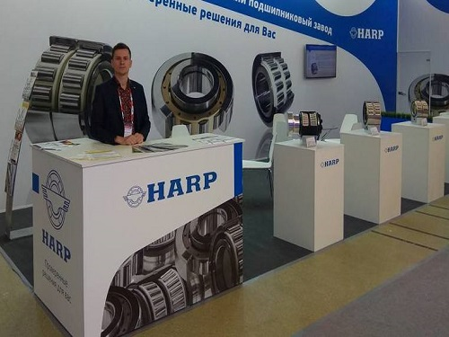 UPEC RAILWAY DIVISION INTRODUCED INNOVATIVE BEARING PRODUCTS AT EXPO 1520