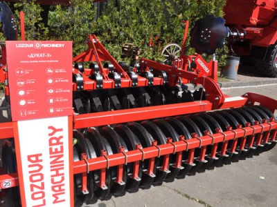LOZOVA MACHINERY strengthens its positions in Moldova