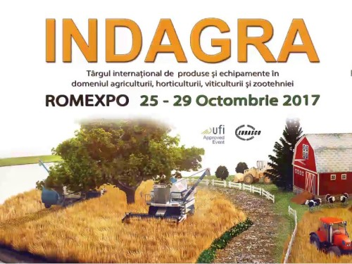 LOZOVA MACHINERY WILL PRESENT ENERGY EFFICIENT DISC HARROWS AT INDAGRA FAIR (ROMANIA)