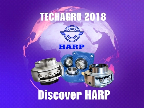 "LARGE-SCALE EUROPEAN PRESENTATION TOUR ""DISCOVER HARP"" TO START IN CZECH AT THE EXIBITION TECHAGRO 2018"