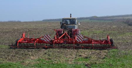 CHERVONETS CULTIVATOR: PERFECT SEEDBED – GUARANTEE OF HEAVY CROPS!
