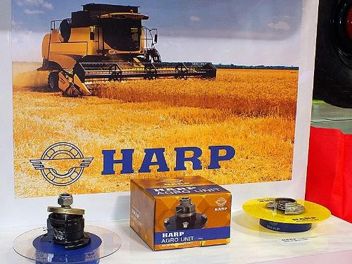 HARP Presented Innovative Products At The Grain Tech Expo 2017