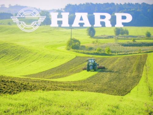 HARP's Dealer Presented Energy-Efficient Bearings And Units At Agrotech-2017 (Poland)