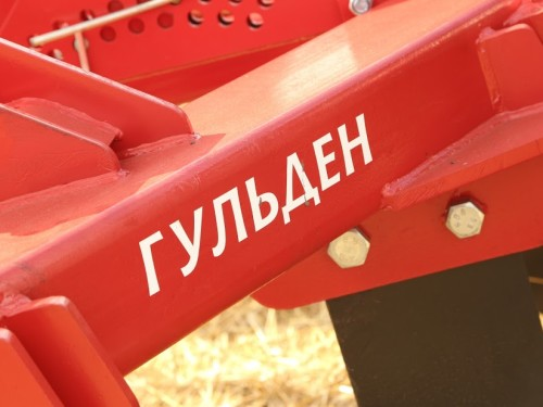 LOZOVA MACHINERY PRESENTS THE PRODUCTS TO THE LARGE AGRO-HOLDING IN CHERKASY REGION
