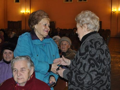 HARP VETERANS WERE AWARDED ON THE OCCASION OF THE 70TH ANNIVERSARY OF THE PLANT