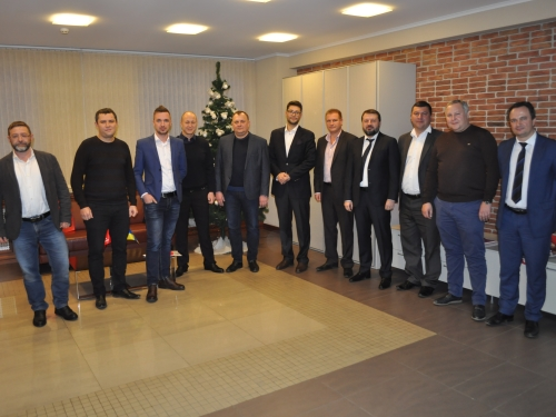 AGRODIVISION AND UKRAINIAN DEALERS OF AGRICULTURAL EQUIPMENT SUMMED UP THE RESULTS OF THE YEAR