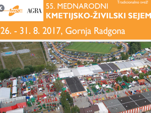 HARP WILL TAKE PART IN AGRA 2017 (SLOVENIA) EXHIBITION