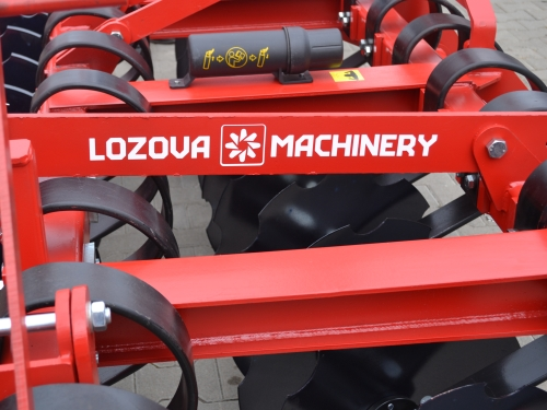 """LOZOVA MACHINERY"" strengthens cooperation with the business partners of the South-Eastern Europe"