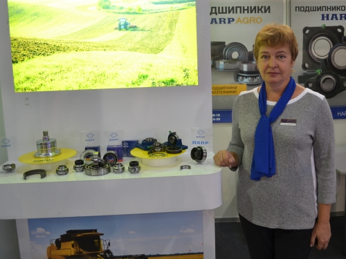 HARP BEARINGS WITH NEW SEALS SUCCESFULLY CONQUER THE MOLDAVIAN MARKET