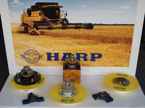 HARP INTRODUCED NEW PRODUCTS IN THE UKRAINIAN MARKET