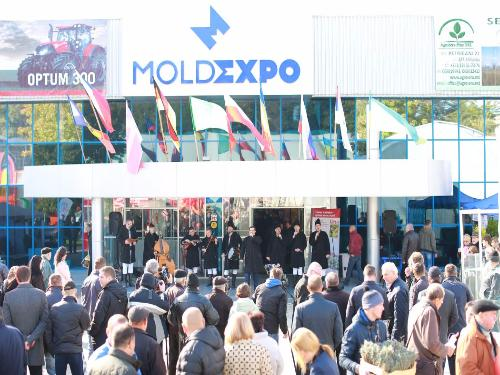 NCREASED SALES OF LOZOVA MACHINERY IN MOLDOVA AS A RESULT OF THE MOLDAGROTECH EXHIBITION