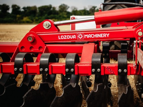 MEET LOZOVA MACHINERY AT THE BATTLE OF AGROTITANS 2017