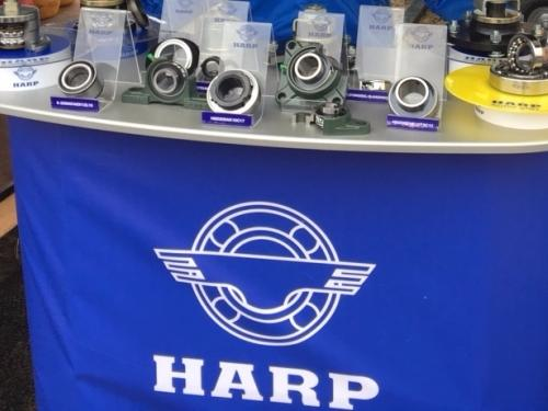 "HARP sums up the results of participation in the agricultural exhibition ""kā pasėsi...2017"" (lithuania)"