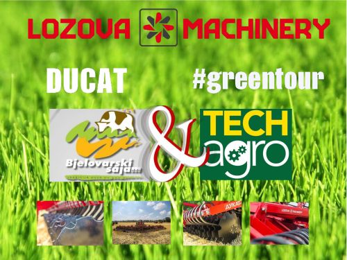 PREMIERE OF LOZOVA MACHINERY IN CROATIA AND CZECH REPUBLIC
