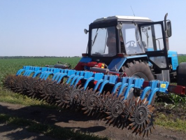DINAR ROTARY HARROW: AIRY SOIL – PERFECT RESULT!