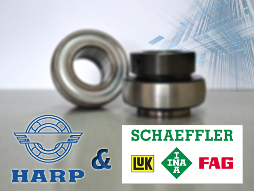 HARP is approved supplier of components for Schaeffler Group