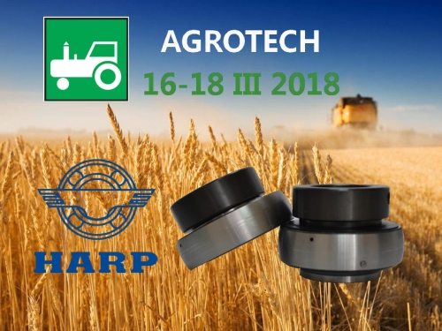 HARP INNOVATIVE EXPOSITION AT AGROTECH-2018