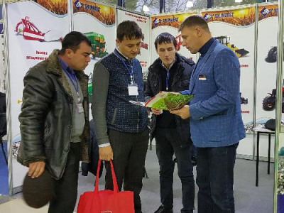 Lozova Machinery Conquers A New Market – The Republic Of Uzbekistan