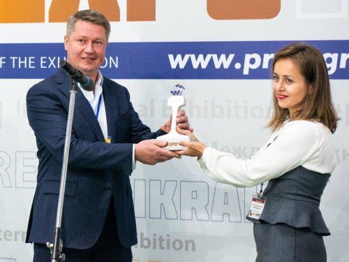 "UPEC IG developments  were awarded  the status ""Project of the year' at the exhibition RAIL EXPO 2018"